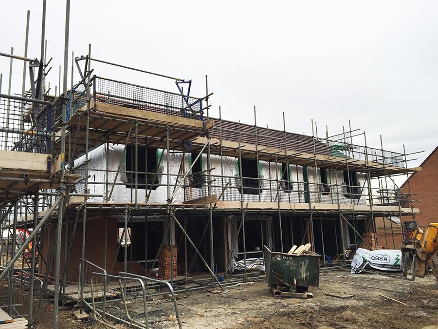 Domestic Scaffolding Northamptonshire